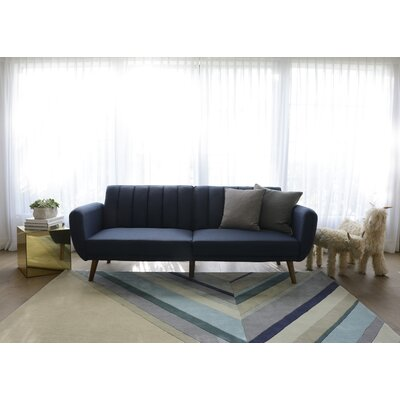 Ultralight Hand-Tufted Area Rug Rug Size: Rectangle 5 x 8