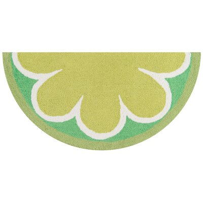 Cucina Lime Watermelon Kitchen Mat