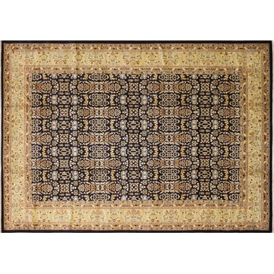 One-of-a-Kind Montague�Hand-Knotted Blue Area Rug