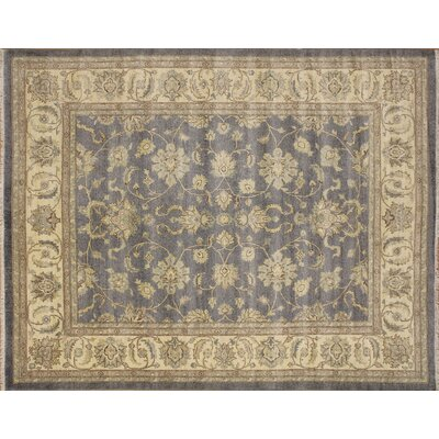 One-of-a-Kind Leann Hand-Knotted Indoor Area Rug
