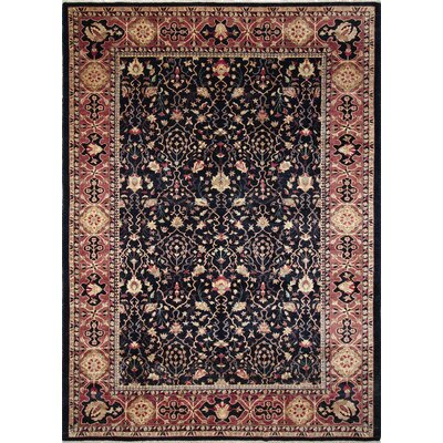 One-of-a-Kind Montague�Hand-Knotted Oriental Blue Area Rug