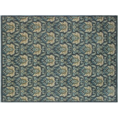 One-of-a-Kind Lauterbach Hand-Knotted Gray Area Rug