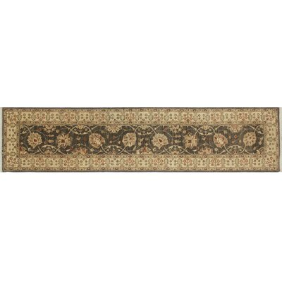 One-of-a-Kind Montague�Hand-Knotted Gray Area Rug