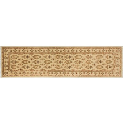 Montague�Hand-Knotted Ivory Area Rug
