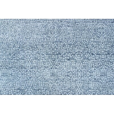 Hardwick Hand-Knotted Blue/Grey Area Rug