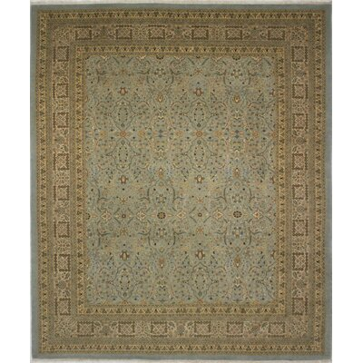 Sonnet Turkish Hand Knotted Beige Rug