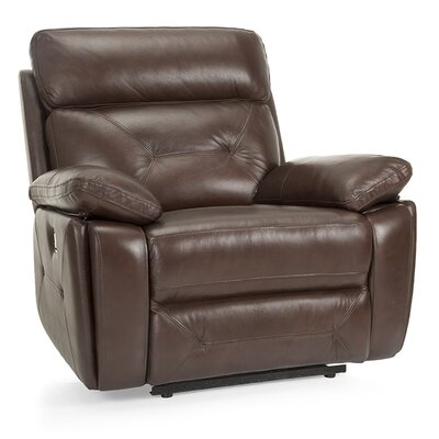 Krafton Leather Standard Recliner
