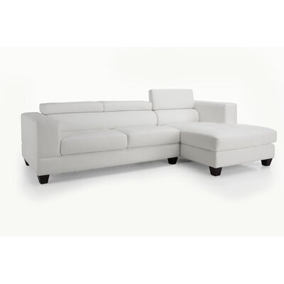Pin bellagio leather chaise thisnext on pinterest for Bellagio button tufted leather brown chaise