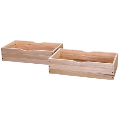 Rolling Underbed Storage Drawer