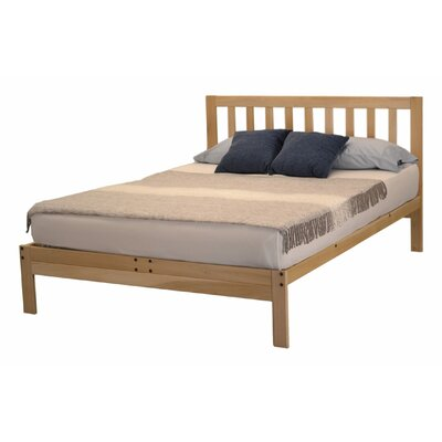 Charleston Plus Platform Bed Size: King