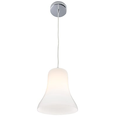 Jurgensen 1-Light Metal Mini Pendant