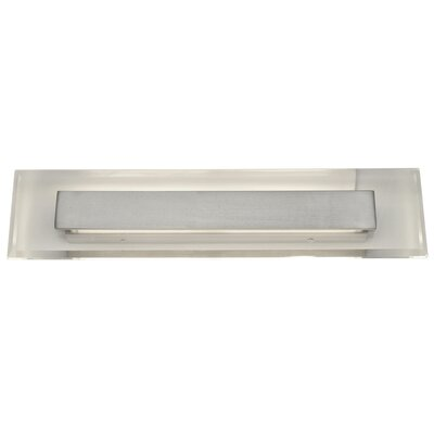 Brayden Studio Jung Modern LED 1-Light Bath Bar