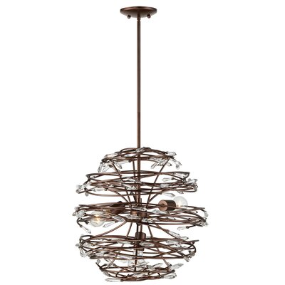 Jurgens 3-Light Globe Pendant