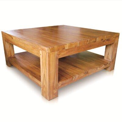 Caramia Coffee Table with Magazine Rack