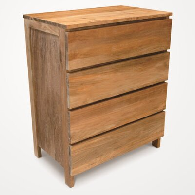 Simplie 4 Drawer Standard Chest