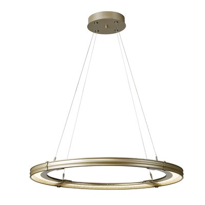 Aria LED Geometric Pendant