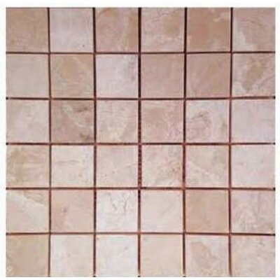 2 x 2 Mosaic Tile in Diana Royal
