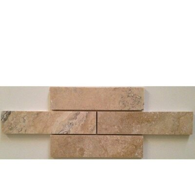2 x 8 Travertine Mosaic Tile in Philadelphia