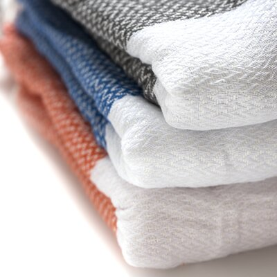 Turkish Bath Beach Hammam Cotton Towel