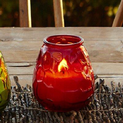 Citronella Glass Jar Candle 141211668