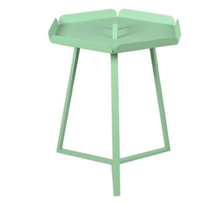 Versa End Table Color: Mint