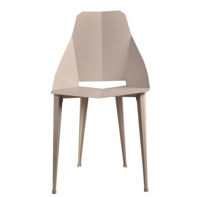 Luxor Side Chair Finish: Light Gray