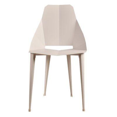 Luxor Side Chair Finish: White