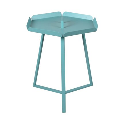 Versa End Table Color: Pastel Blue