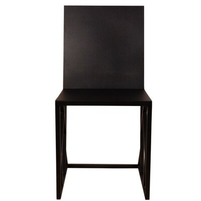 Penta Side Chair Finish: Black