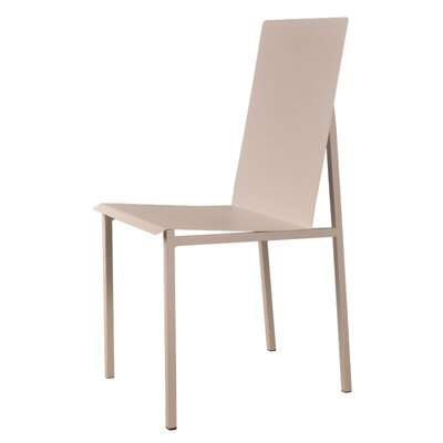Alif Side Chair Finish: White