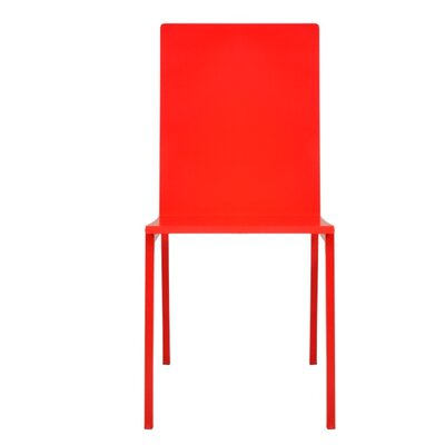 Alif Side Chair Finish: Red