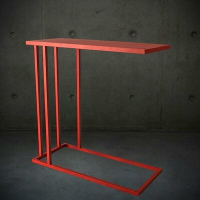 See End Table Finish: Red