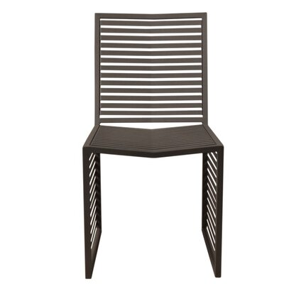 Vent Side Chair Finish: Dark Gray
