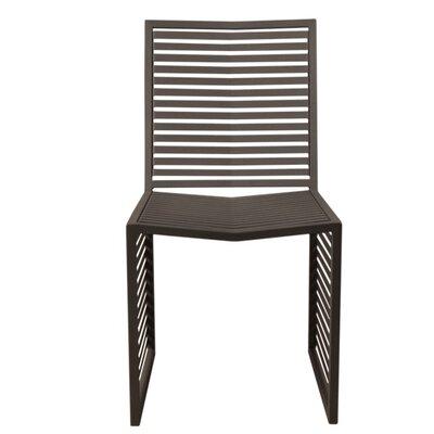 Vent Side Chair Finish: Dark Gray