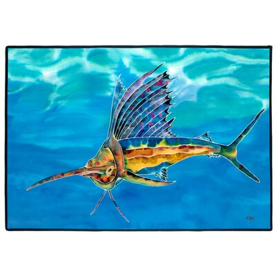 Sailfish Floor Mat