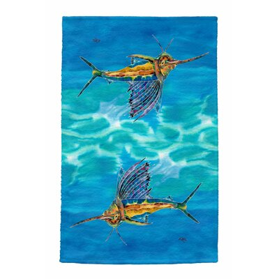 Sailfish Full Face Hand Towel
