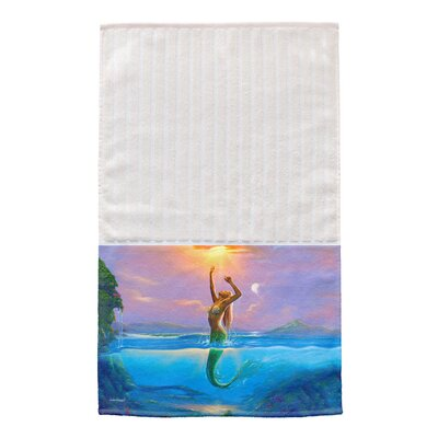 Mermaid Multi Face Hand Towel