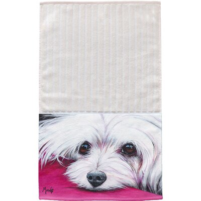 Maltese Multi Face Hand Towel