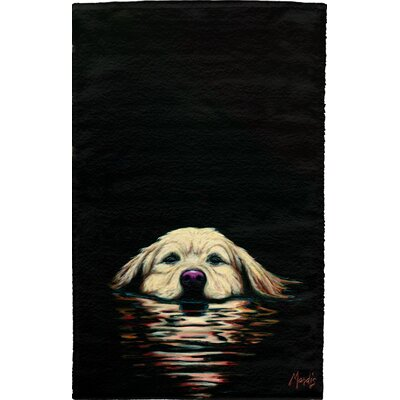 Retriever Full Face Hand Towel