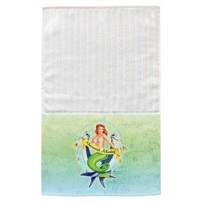 Eklund Mermaid Multi Face Hand Towel