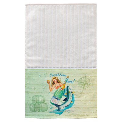 Uncork Some Fun Multi Face Hand Towel
