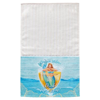 Drink More Wine Multi Face Hand Towel