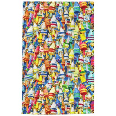 Bouy Crowd Full Face Hand Towel