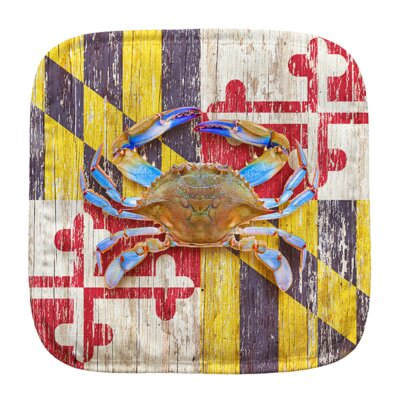 Crab Potholder 005-CT004