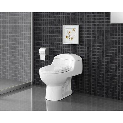 Chateau� Dual Flush Elongated One-Piece Toilet