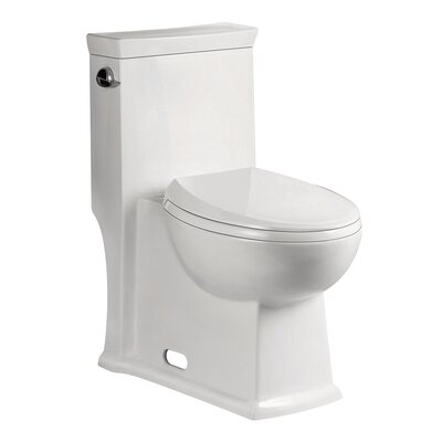 Concorde 1.28 GPF Elongated One-Piece Toilet