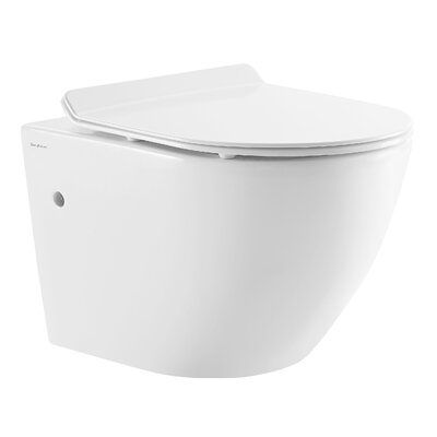 Sublime 1.28 GPF Elongated Toilet Bowl