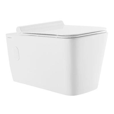 St Tropez� 1.28 GPF Square Toilet Bowl