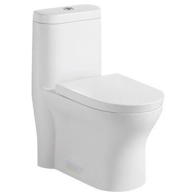 Monaco� 1.28 GPF Elongated One-Piece Toilet