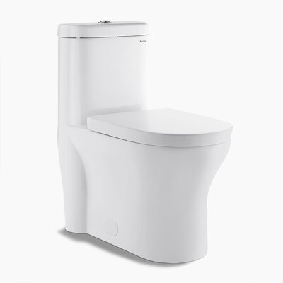 Monaco� 1.28 GPF Elongated One-Piece Toilet